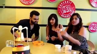 Malishka With DJ Chetas & Shirley Setia