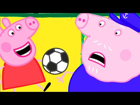 Download Peppa Pig Official Channel Peppa Pig Loves Muddy Puddles