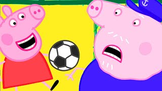 Peppa Pig English Episodes | Peppa Pig 's 2019 FIFA Women's World Cup Special | Peppa Pig Official