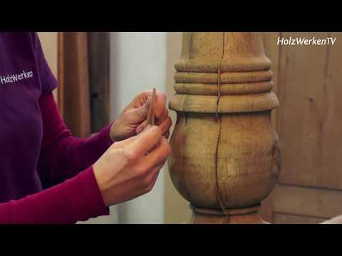 Reparieren Sie Möbel-Risse im Nu