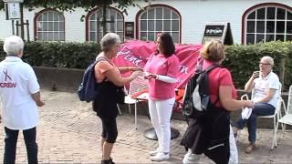 7e Durea Pink Ribbon wandeltocht 2014