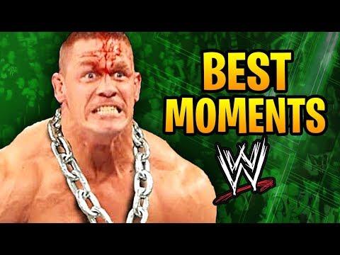 10 Best Moments In John Cena's WWE Career!