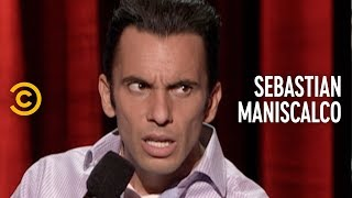 We Need a Dress Code at the Airport - Sebastian Maniscalco