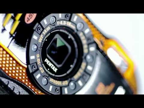 The Next Level of Waterproofing, the PENTAX WG-3 & WG-3 GPS