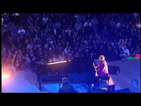Elton John - The Bitch Is Back (Live-HQ)