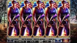 On the Run with Bonnie & Clyde Slot from Red Rake Gaming