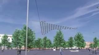 Каким будет памятник Героям Небесной сотни в Харькове