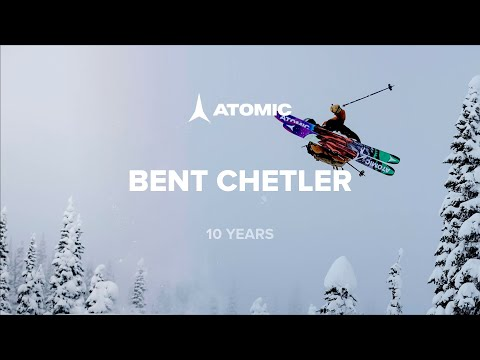 10 years of the Atomic Bent Chetler