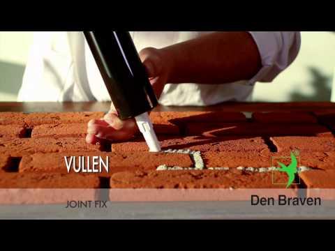 Zwaluw Joint Fix Reparatiemiddel
