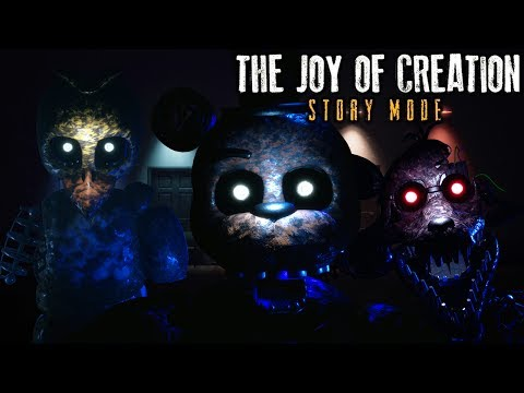 Search result youtube video joy+of+creation+gameplay