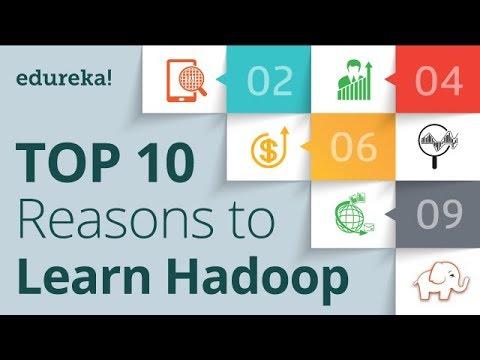 Top 10 Reasons To Learn Hadoop in 2021 | Hadoop Certification ...