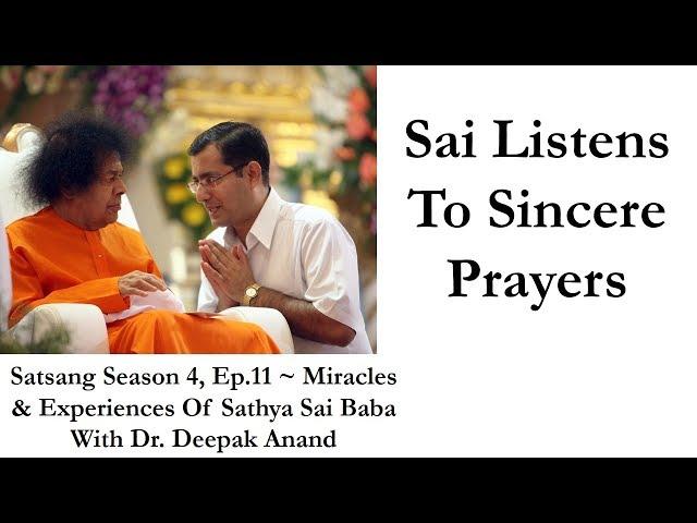مشاهدة وتحميل فيديو Sri Deepak Anand | Satsang 4 Ep 11