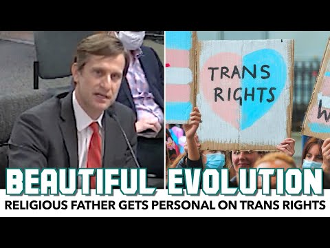 Religious Father Gets Personal On Trans Rights