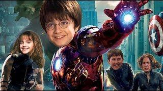 Harry Potter - Superhrdinové (CZ Dabing)