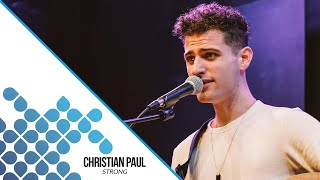 Christian Paul   Strong