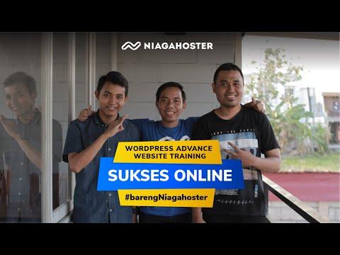 Sukses Online #barengNiagahoster : WordPress Advance Website ...