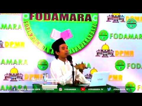 Kesalahan Kesalahan Panitia Qurban Ustadz Abdul Somad Lc MA
