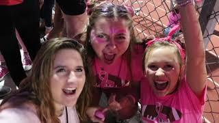 Pink Out Football Highlights-Beat Siloam!