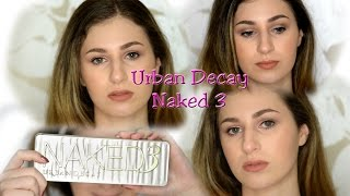 Naked 3 - Makeup Tutorial! PINK! - Video Youtube