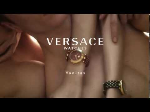Versace Commercial for Versace Vanitas Watches (2013 - 2014) (Television Commercial)