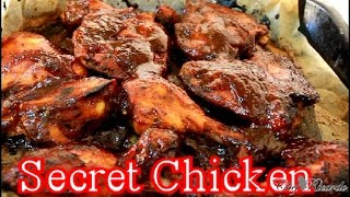 Secret Chicken Recipe (Jamaican Chef) | Recipes By Chef Ricardo