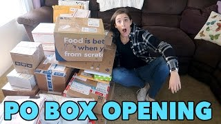 PO Box Opening!!!