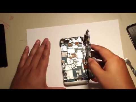 Super Easy Blackberry Z30 Screen Replacement Tutorial HD DIY