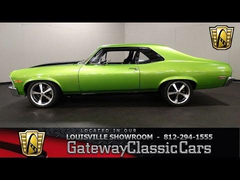 1971 Chevrolet Nova for Sale - CC-988881