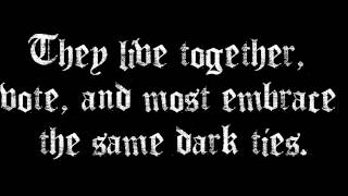 Avenged Sevenfold - Blinded in Chains Lyrics HD