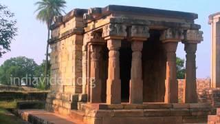 Temple 17 at Sanchi, Madhya Pradesh