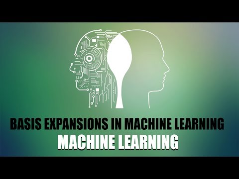 Basis Expansions in Machine Learning | Eduonix