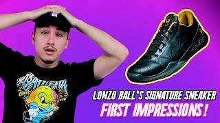 WHY? Lonzo Ball's Signature Sneaker First Impressions!   ZO2: Prime