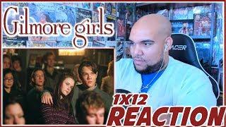 """Gilmore Girls Reaction Season 1 Episode 12 """"Double Date"""" 1x12 REACTION!!!"""