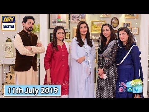 Good Morning Pakistan - Hakeem Raza Elahi & Chef Farah Muhammad - 11th July 2019 - ARY Digital Show