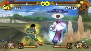 Naruto Shippuden: Ultimate Ninja 5 video