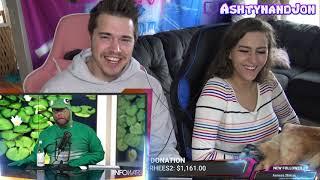 Alex Jones Gay Frog  Geronimo FROST - REACTION