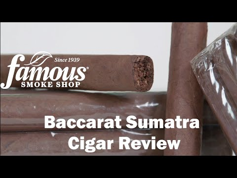 Baccarat Sumatra 1997 video