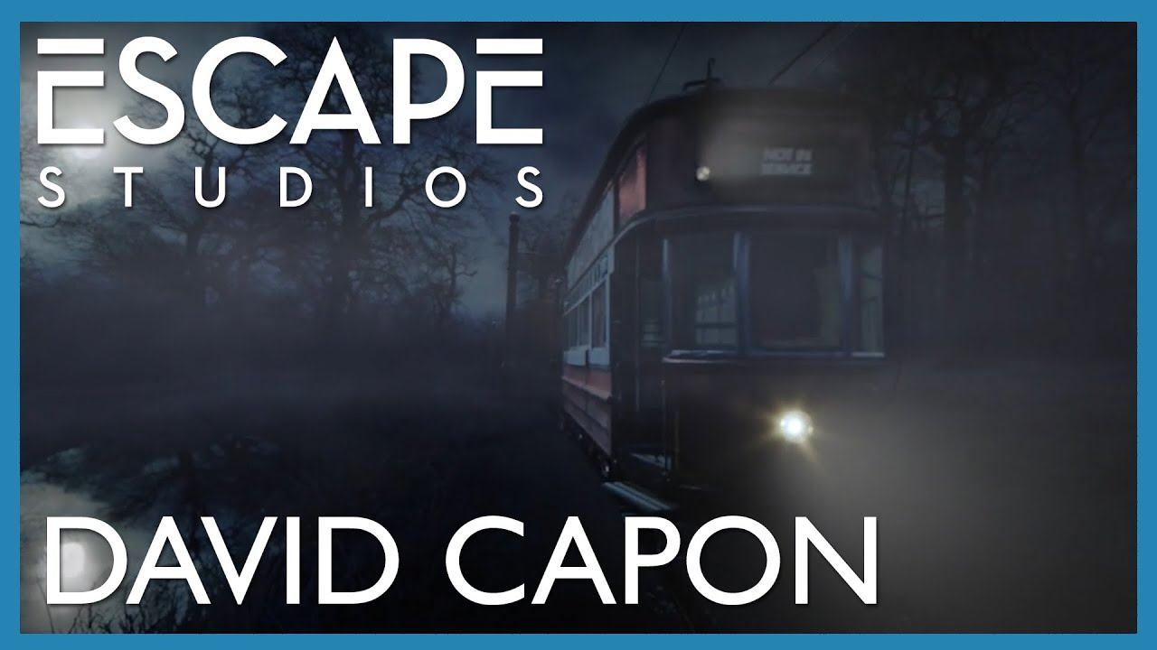 Escapee Showreels - David Capon