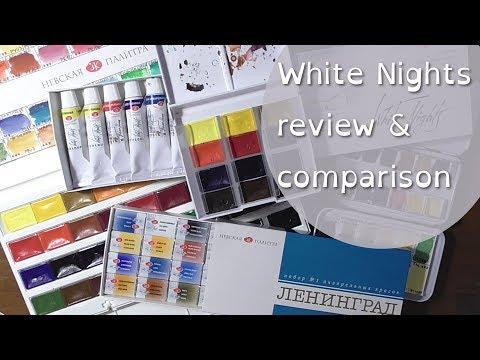 Big White Nights Haul - comparison + review