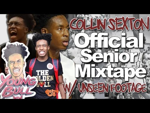 Alabama Commit Collin Sexton is a One on One PROBLEM!!! | Senior Mix with Unseen Footage