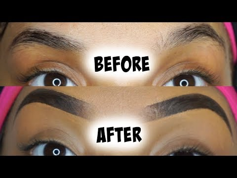 My Fleek AF Brow Tutorial | DRUG STORE FRIENDLY ♡