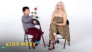Kids Meet a Dating Coach | Kids Meet | HiHo Kids