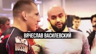 Семинар бойцов лиги ACB в клубе единоборств GM GYM