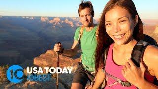 10 Beautiful Hiking Trails In The U.S. | 10Best