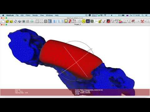 Создание высокоточной трех-мерной модели индивидуаль-ного блока. Часть 21