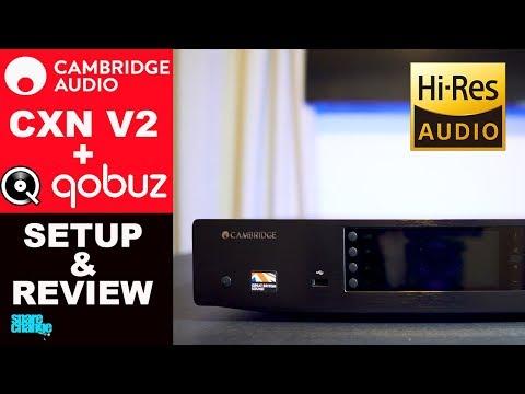 External Review Video e8hTp8NTOUA for Cambridge Audio CXN (V2) Network Streamer