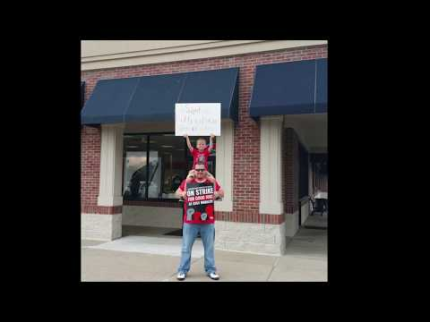 No Contract, No Work | AT&T Strike | CWA
