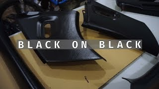 HOW TO BLACK OUT YOUR INTERIOR