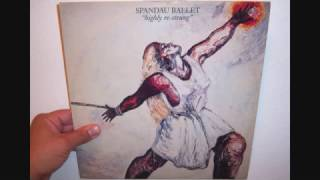 Spandau Ballet - Highly strung (1984 Extended version)