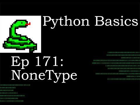mp4 Python Nonetype, download Python Nonetype video klip Python Nonetype
